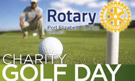 Rotary Sunrise Golf Day