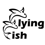 Flying Fish Swim